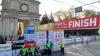 Maratonul Internaţional din Chişinău: Oraşul s-a transformat într-o uriaşă pistă de alergări
