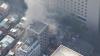 Incendiu de PROPORȚII la Tokyo! Patru clădiri au fost făcute CENUŞĂ (VIDEO)