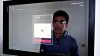 INVENŢIE UIMITOARE! Oglinda care se poate transforma în ecran tactil (VIDEO)