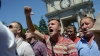 """""""Protestul organizat de DA nu este altceva decât un început de campanie electorală"""""""