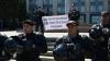 Poliția va interveni mult mai prompt în cazul în care se vor comite violențe și incidente la proteste