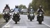 VITEZĂ ŞI ADRENALINĂ! Bikerii Moldovei au defilat pentru prima dată în acest an pe strazile Capitalei