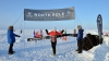 Maraton inedit la Polul Nord: Au alergat 42 de kilometri la temperatura de -42 de grade