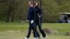 Cameron și Obama și-au încercat forțele pe câmpul de golf. Iată cine s-a câștigat duelul (VIDEO)