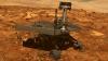 FASCINANT! Un vârtej de vânt, surprins pe suprafața planetei Marte (FOTO)