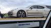 APARIŢIE MACABRĂ! Cum a fost surprins un Porsche Panamera pe drum