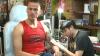 Jucătorul lui Milsami, Petru Racu, și-a făcut un tatuaj super tare. Vezi cum arată (VIDEO)