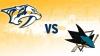 Scântei în partida dintre San Jose Sharks şi Nashville Predators! Jucătorii s-au luat la bătaie