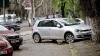 Moldova, ţara şoferilor TUPEIŞTI! Cum şi-a parcat maşina un conducător auto (FOTO)