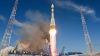 MOMENTUL lansării rachetei Soyuz-2.1a de pe noul cosmodrom rusesc Vostochny (VIDEO)
