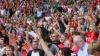 REACŢIA unui fan atunci când United s-a calificat în finala Cupei Angliei (VIDEO)