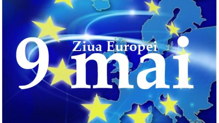 Ziua Europei ar putea deveni sărbătoare națională pe data de 9 mai