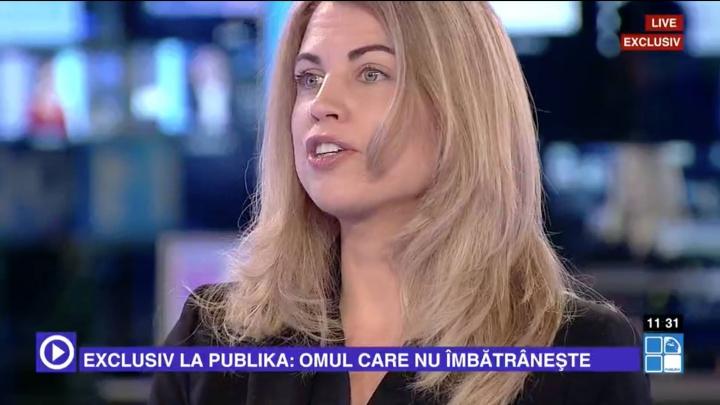 TINEREȚE FĂRĂ BĂTRÂNEȚE. Invitații Publika Report au explicat cum trăiești fără să îmbătrânești