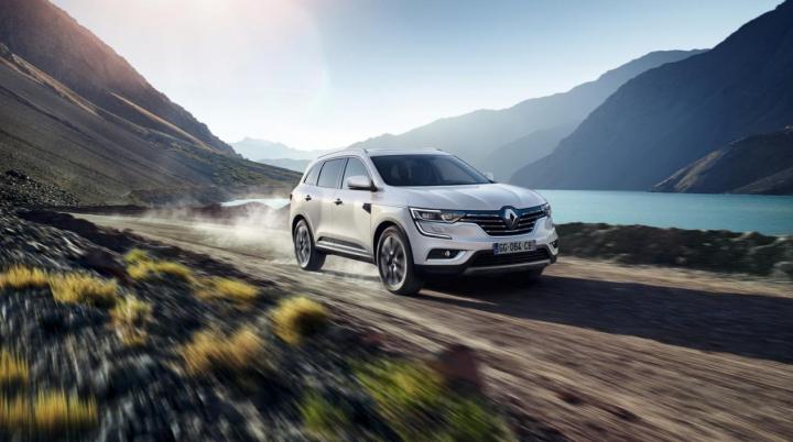 BEIJING 2016: Renault prezintă noua generaţie a SUV-ului Koleos