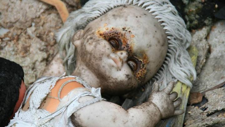 ORAŞUL FANTOMĂ. Ce a lăsat în urmă CATASTROFA NUCLEARĂ de la Cernobîl (FOTOREPORT)