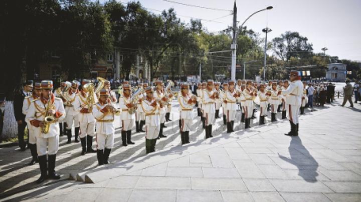 Soldaţii din Ucraina ar putea participa la parada militară, dedicată Zilei Independenței Moldovei
