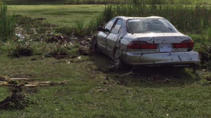 NENOROCIRE! Trei fete au murit înecate, după ce maşina pe care au furat-o a ajuns într-un lac