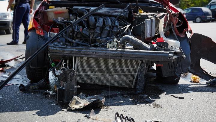 ACCIDENT CUMPLIT în raionul Cantemir: O tânără a murit, alta este în stare de şoc (FOTO)