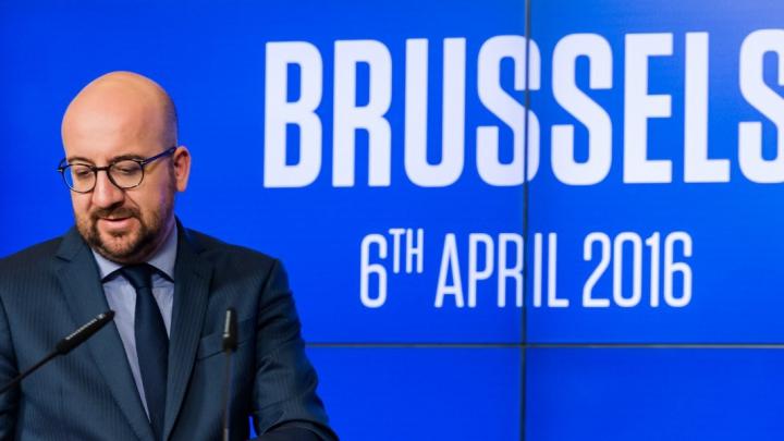 """Atentate la Bruxelles reprizintă un """"eșec"""" pentru Belgia. Declarațiile premierului Charles Michel"""