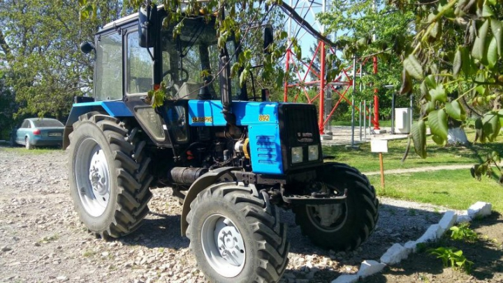 Tentativă EŞUATĂ! Ce au descoperit poliţiştii de frontieră când au oprit un tractor care se îndrepta spre Ucraina