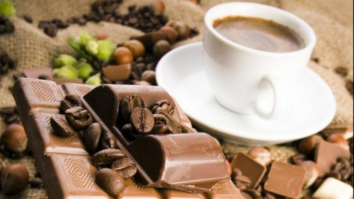Dietă pe placul tuturor. Slăbești un kilogram pe zi consumând cafea și ciocolată