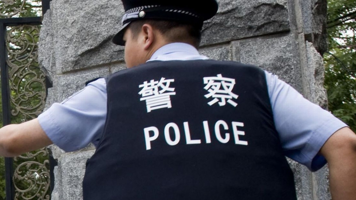 S-ar fi produs un adevărat CARNAGIU! Un poliţist a intervenit prompt (VIDEO)