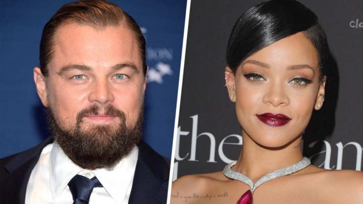 Leonardo DiCaprio și Rihanna, într-o realație? Cum au fost surprinși cei doi (FOTO)