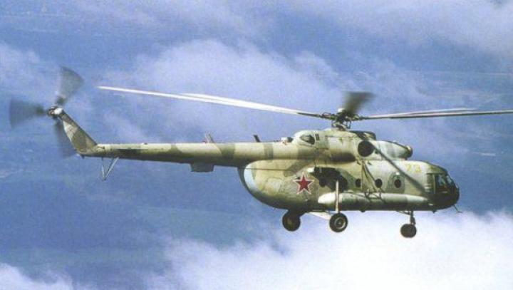 Un elicopter rusesc s-a prăbușit în Siria. Cei doi piloți au murit