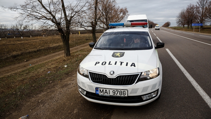 Legea VS perdelele. Situaţie NEMAIVĂZUTĂ pe drumurile Moldovei (VIDEO)