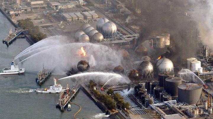 Deșeuri radioactive din centrala nucleară de la Fukushima au ajuns în Golful Tokyo