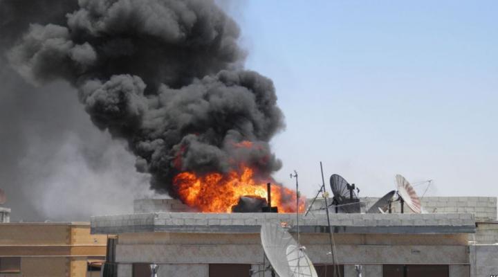 GROAZĂ în oraşul sirian Alep. Bombardamentele aeriene au luat viața a sute de civili