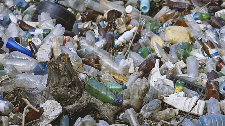 Satul Holercani se îneacă în deşeuri. O groapă de gunoi IMENSĂ s-a format la hotar cu terenurile sătenilor