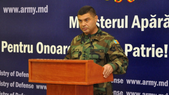 Comandantul Armatei Naţionale, DEMIS! Preşedintele Timofti a semnat decretul de destituire din funcţie