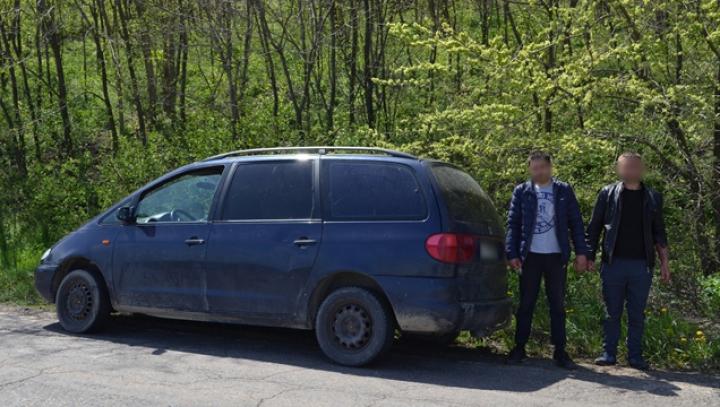 Poliţiştii de frontieră din România au confiscat ţigări de contrabandă (FOTO)