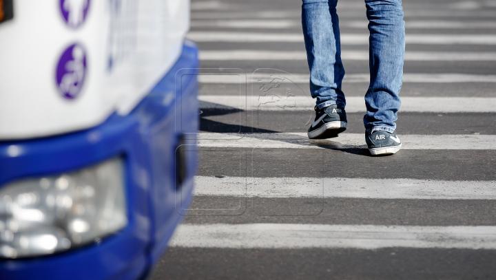 Topul automobilelor care au grijă de pietoni în caz de impact