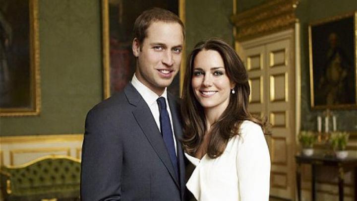 ANIVERSARE! Prințul William și Kate Middleton vor sărbători în curând nunta de lemn