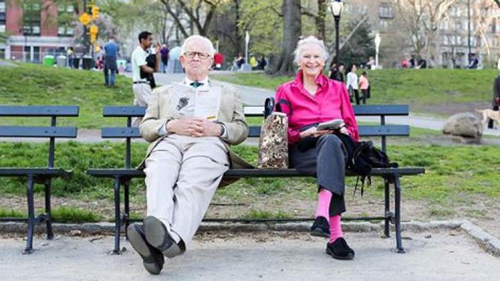 DRAGOSTEA nu are vârstă! Confesiunile emoţionante ale unei bătrâne (FOTO)