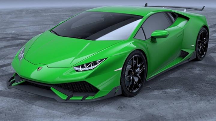 TAUR MAI AGRESIV! Lamborghini oferă un pachet aerodinamic lui Huracan