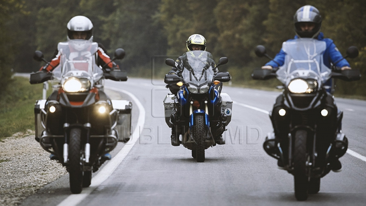 Atenţie! Primăvara creşte numărul accidentelor cu motociclişti