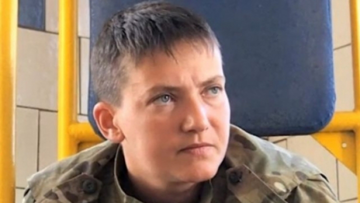 Veste bună pentru Nadia Savcenko! Poroșenko anunță că a convenit cu Putin procedura pentru eliberarea ei