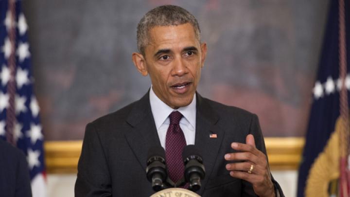 Președintele SUA: Statul Islamic este în defensivă în Irak și în Siria