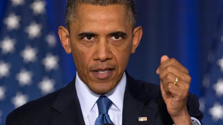 Barack Obama, extrem de îngrijorat de escaladarea violențelor în Siria