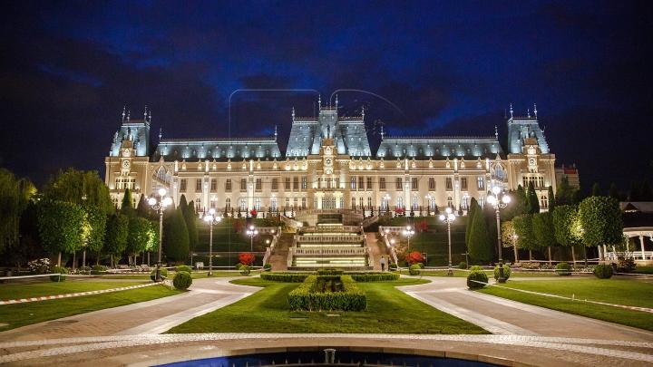 FRUMUSEŢE INCREDIBILĂ! Cum arată Palatul Culturii din Iaşi după cei opt ani de restaurări (FOTOREPORT)