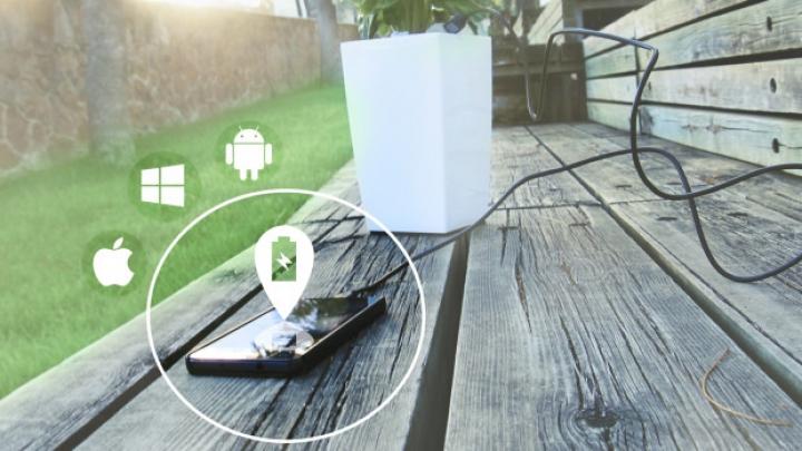 REVOLUȚIONAR: În timpul apropiat am putea încărca telefonul mobil de la plantele din casă (VIDEO)