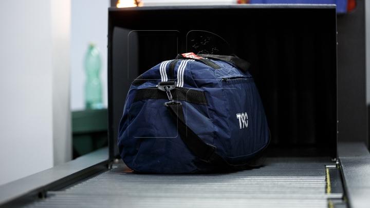 ALERTĂ la aeroportul Chişinău. Ce a ascuns în valiză un moldovean care a pornit spre Italia