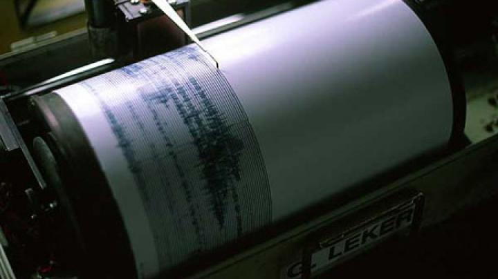 CUTREMUR de Paşti! Ce magnitudine a avut seismul produs în apropiere de Moldova