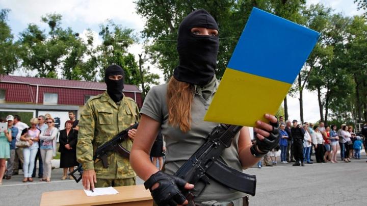 Ucraina speră la un armistiţiu în estul ţării cu ocazia sărbătorilor de Paşti