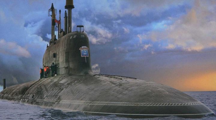 INCENDIU izbucnit într-un submarin nuclear rus în Peninsula Kamceatka