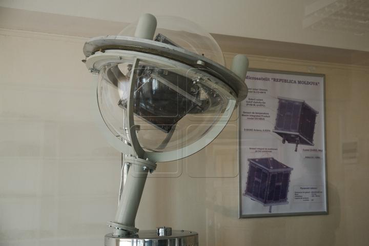 Obiectele din Moldova care au ajuns în spaţiu! FOTOREPORT de la Muzeul Cosmonauticii și Centrul Tehnologii Spațiale