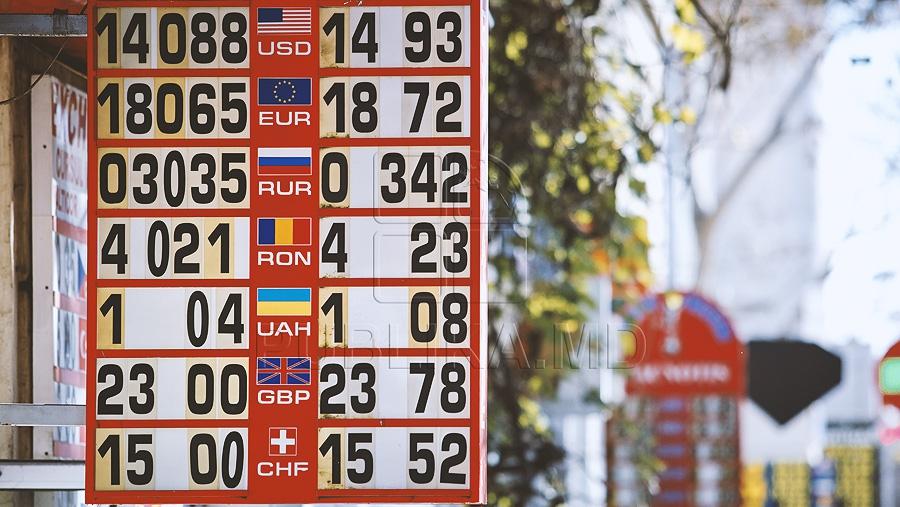 cursu valutar moldova